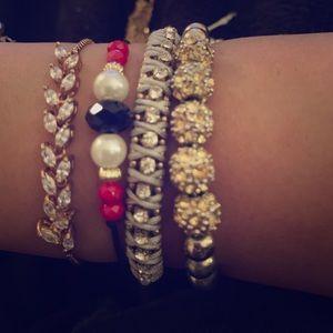 Accessories - Four set of bracelets